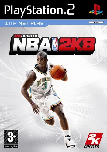 NBA 2K8 (PS2) by 2K Sports