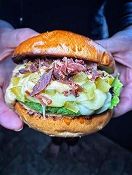 Ember Biltong Gros Sac - Original Beef Jerky - Bœuf Séché - Snack Riche en Protéines - Original (1x500g)