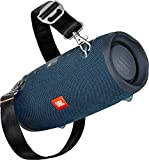 JBL Xtreme 2 Enceinte Portable - Waterproof IPX7 - Autonomie 15 hrs & Port USB - Sangle de Transport Incluse, Bluetooth, Bleu