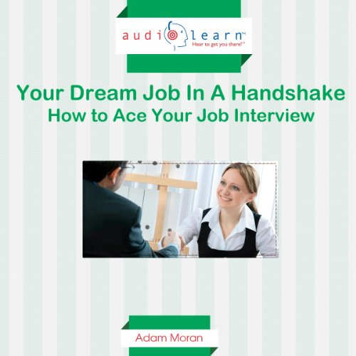 Your Dream Job in a Handshake audiobook cover art