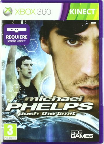 Michael Phelps: Push the Limit -Kinect- [Import spagnolo]