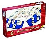 Juguetes Cayro - Rumi, Juego de Mesa, para 6 Jugadores, 35 x 26 x 6 cm