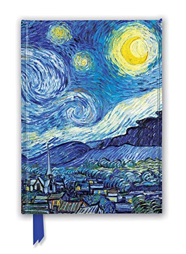 Vincent van Gogh: Starry Night (Foiled Journal) (Flame Tree Notebooks)