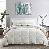APSMILE All Season Goose Down Comforter Queen - 1200TC 100% Organic...