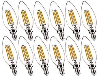 candelabra base led bulb