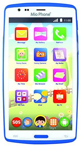 Lisciani Giochi 55661 Mio Phone Evolution HD 5\