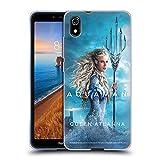 Official Aquaman Movie Queen Atlanna Posters Soft Gel Case Compatible for Xiaomi Redmi 7A (2019)