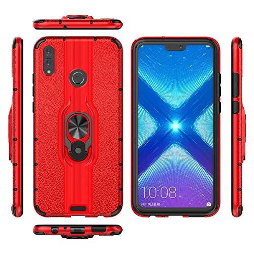 GT Custodia per Huawei Honor 8X JSN-L21 JSN-L23 Custodia PC + Silicone Case Cover 5