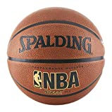 Spalding NBA Street Outdoor Basketball, Size 5 - Youth (27.5'), Orange