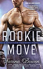 Rookie Move (A Brooklyn Bruisers Novel Book 1)