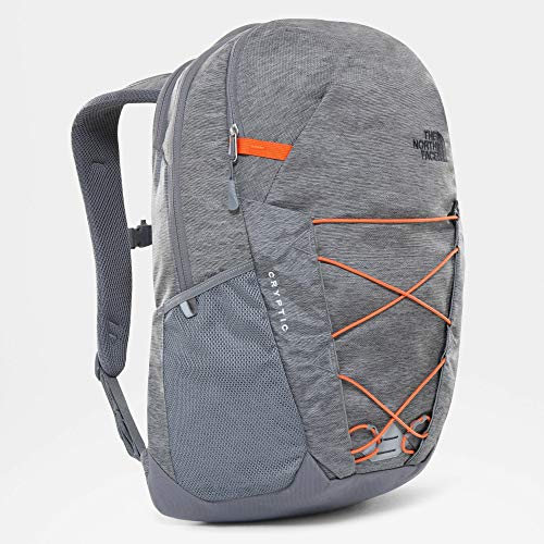 THE NORTH FACE Cryptic T93KY7T86 Outdoor Casual School Daypack Backpack 29 L New Grey