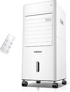 LEILEI Air Cooler 7000 BTU Unidad de Aire Acondicionado portátil Tres en uno con Pantalla LED,Control Remoto,Temporizador de 24 Horas,con 3 velocidades de Ventilador,Ahorro de energía Clase a