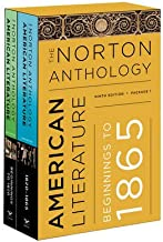 The Norton Anthology of American Literature (Ninth Edition) (Vol. Package 1: Volumes A and B)