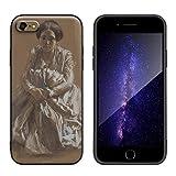 Adolph Menzel Para el caso del iPhone 7&iPhone 8/Estuche para teléfono móvil de silicona artística/I...