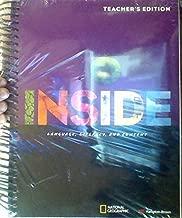 Inside A: Teacher's Edition + Language & Selection CDs (Inside, Legacy)