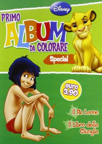 Re Leone e Il libro della giungla. Ediz. illustrata