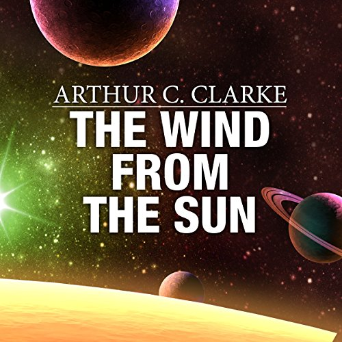 The Wind from the Sun audiobook cover art