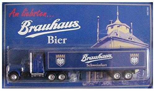 Schweinfurter Brauhaus Nr.06 - Am liebsten Brauhaus Bier - Kenworth W900 - US Sattelzug