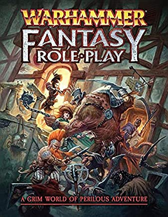 Warhammer Fantasy Roleplay 4e Core