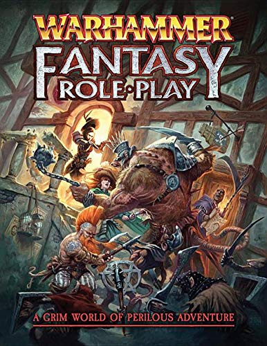 Compare Textbook Prices for Warhammer Fantasy Roleplay 4e Core  ISBN 9780857443359 by Cubicle 7