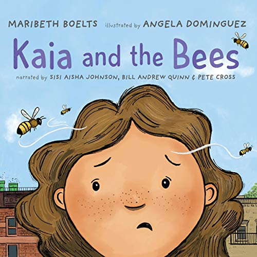 Kaia and the Bees cover art