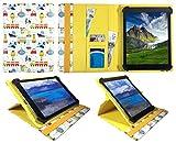 Sweet Tech Artizlee ATL-21X 10.1 Pouces Tablet Voyage de Jouets Universel 360° Rotation Étui Coque Housse (9-10 Pouces) de