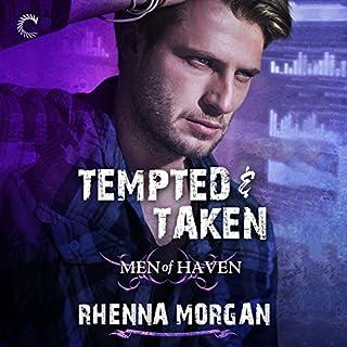 Tempted & Taken audiobook cover art
