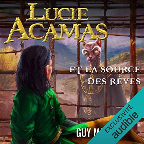 Lucie Acamas et la source des rêves cover art