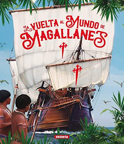 La vuelta al mundo de Magallanes (Grandes Libros) eBook: Delgado ...