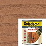 Xyladecor 5088077 PROTECTORMATE Extra 3EN1 750 ML, MATE TECA