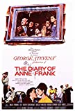 Diary of Anne Frank Movie Poster (68,58 x 101,60 cm)