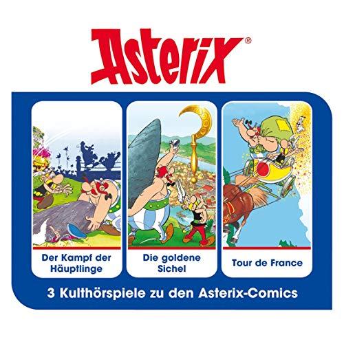 Asterix - Hörspielbox 2 Titelbild