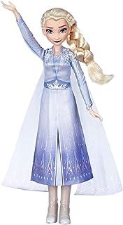 comprar comparacion Frozen 2 -Muñeca Cantarina Elsa(HasbroE6852TG0)