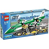 LEGO - 7734 - City - Jeux de construction - L'avion Cargo