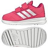 Adidas Altarun CF I, Zapatillas de Estar por casa Bebé Unisex, Rosa...