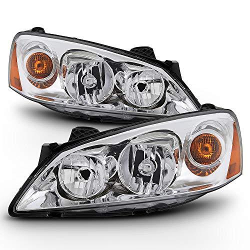 07 pontiac g6 headlights - 2