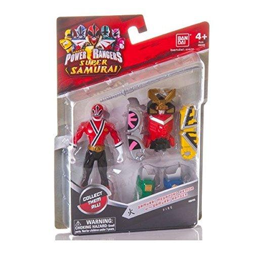 Power Rangers Super Samurai Megazord Armour with Samurai Ranger