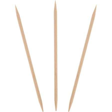 4 per 800 Count Bakers /& Chefs Round Toothpicks