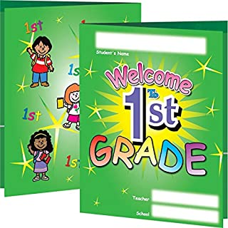 Really Good Stuff Welcome to First Grade Folders