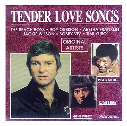 Tender Love Songs [CD 1992] Popcorn PC 016, EAN: 8712155005671