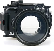 Sea frogs for Fujifilm Fuji X-M1 16-50mm Lens 40m Waterproof Underwater Housing Case