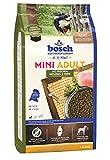 Bosch Mini Croquette Volaille/Millet pour Chien Adulte Petite Race 3 kg