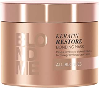 Schwarzkopf Professional - Blondme Keratin Restore Blonde Mask Treatment 200