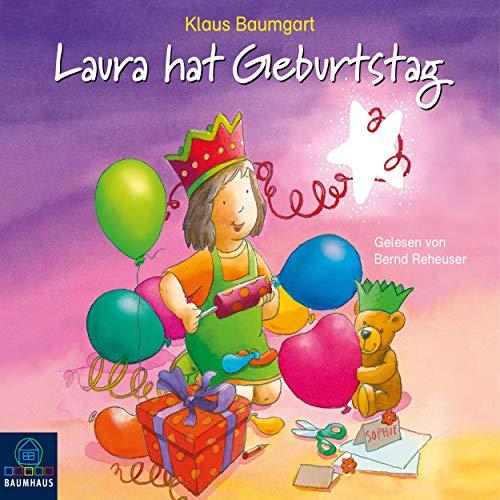 Laura hat Geburtstag     Lauras Stern 10              Autor:                                                                                                                                 Klaus Baumgart                               Sprecher:                                                                                                                                 Bernd Reheuser                      Spieldauer: 25 Min.     1 Bewertung     Gesamt 4,0