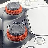 GOW Aim Assist - Anillos de asistencia para mando de PS4, PS5, Xbox, PC y accesorios para joysticks (2 unidades)
