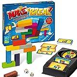 Ravensburger 26750 Make 'n' Break - Gesellschaftsspiel für die ganze Familie mit Bausteinen, Spiel für Erwachsene und Kinder ab 8 Jahren, für 2-5 Spieler - mit 160 neuen Aufgaben