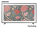 "Samsung 55"" Class The Frame QLED Smart 4K UHD TV (2019) - Works with Alexa"