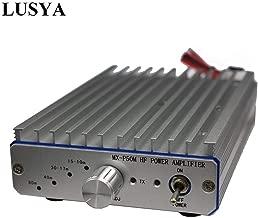 MX-P50M HF Short Wave Power Amplifier KX3 Short Wave Power Amplifier FT-817ND FT-818ND SUNSDR2 Power Amplifier T0267 Size/Model :