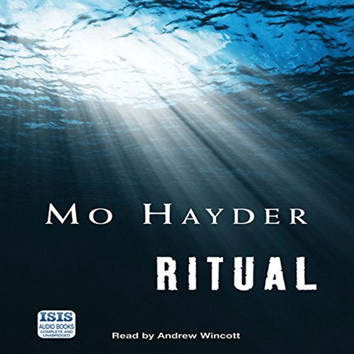 Ritual audiobook cover art