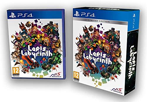 Lapis x Labyrinth - Limited Edition (PS4) (輸入版)